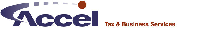 Accel Tax & Business Services Logo