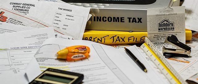 Charleston income tax