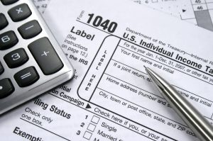 Charleston Income Taxes